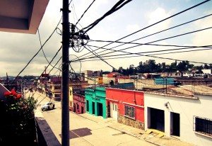 Girlz-N-The-Hood: the ghetto gospel truth about Guatemala City
