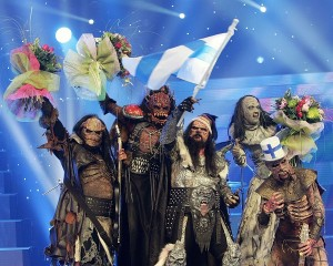 Top 5 nutters of Eurovision