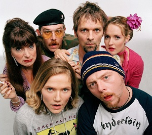 23 Meteor Street and the best of Spaced