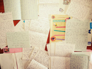Letters from Nanan