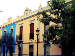 Barrio de la Aguja: respite from the concrete jungle